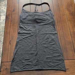 LULULEMON || Gray Tank